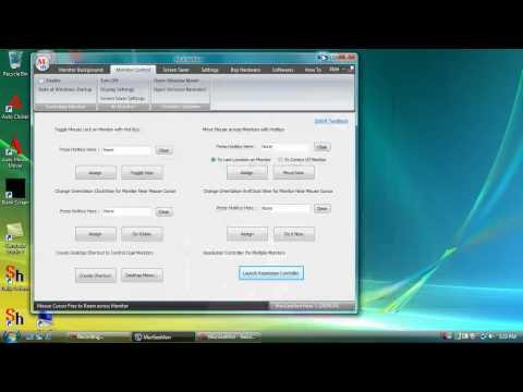 Change Resolution in Windows Vista or Windows 7