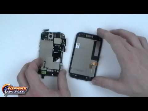HTC Wildfire S Screen Repair Guide