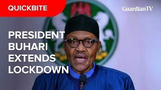 President Buhari extends lockdown by 14 days