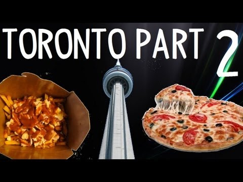 Furious World Tour | Toronto, Canada - $100 Pizza - Part 2/3