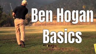 Ben Hogan Basics: The Release