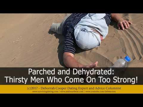 Deborrah Cooper - Parched Thirsty Men and Desperate Women
