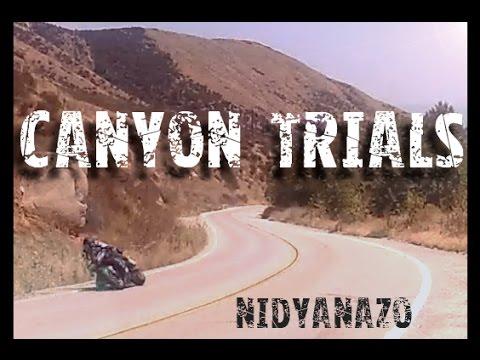 *Canyon Trials*  [Full power & breaking traction @100mph+] NIDYANAZO R1 NN#30