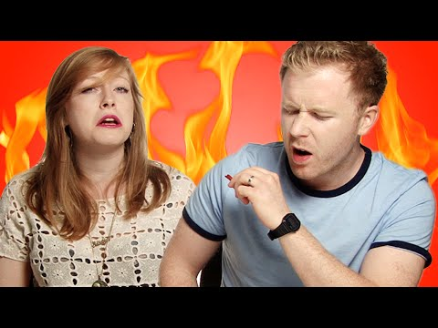Irish People Taste Test Takis