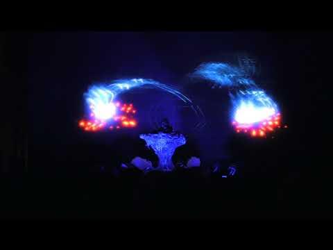 FLYING LOTUS - DAT 3D STARSHIP 2.0 - LIVE @ HOLLYWOOD FOREVER - 10.14.2017