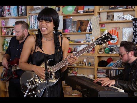 Adia Victoria: NPR Music Tiny Desk Concert