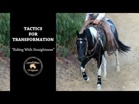 Riding with Straightness by Richard Winters & Weaver Leather