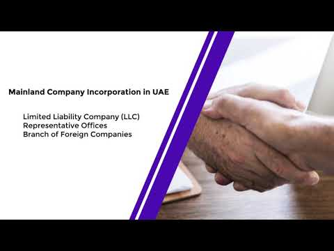 how to start a company in dubai