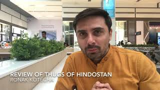 Review | Thugs of Hindostan | A Star Studded Misadventure