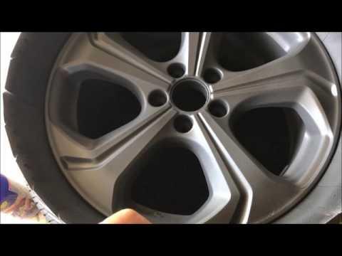 2014/2015 Honda Civic Si Wheels Rims plastiDip flexiDip (matte black)