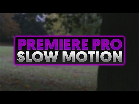 How To: Smooth Slow Motion in Premiere Pro CC