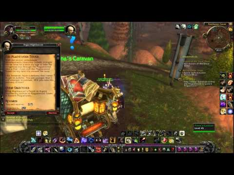 Let's Play World Of Warcraft Part29 Eastern Plaguelands Gidwins Missing?
