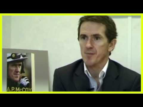VG Tips Meets Jockey AP McCoy to get tips about betting