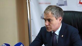 Владимир Панов назначил директора и замдиректора департамента строительства