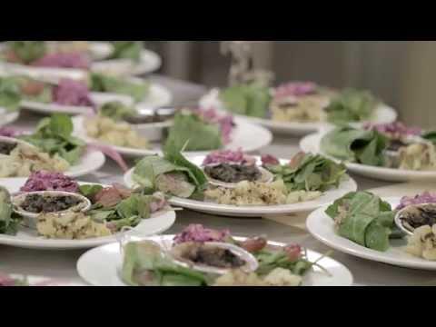 Vegan (gluten-free) Holiday Tasting Dinner & Live Webcast! Recap -2105