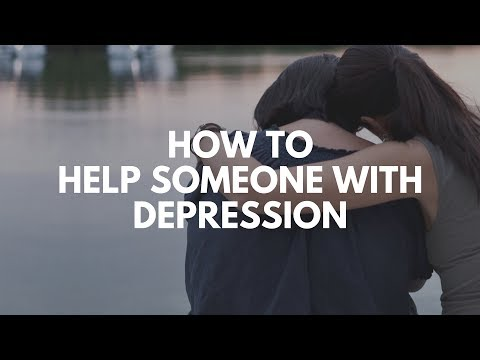 3 TIPS How to Help Someone with Depression