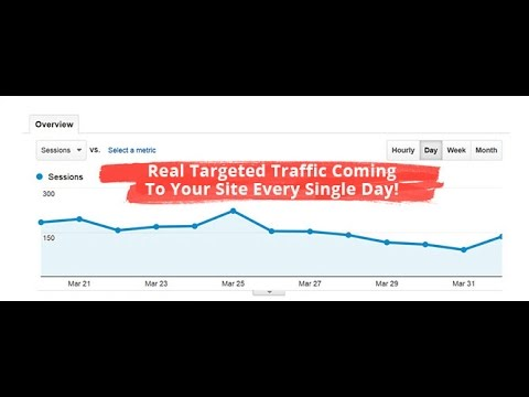 How To Increase Website Traffic 2015 - Fast and Easy