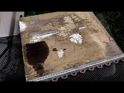 Clean your air conditioner or it will die and cost your big $$  - takes one minute