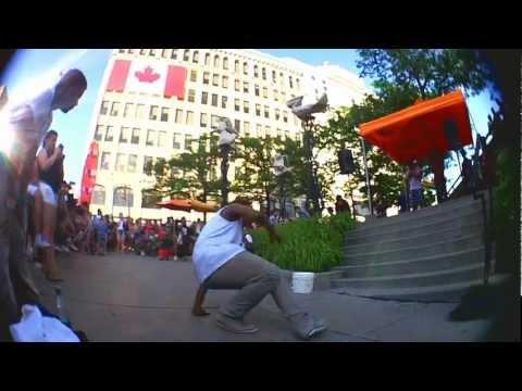 OTTAWA BREAK DANCERS TAG TEAM WITH EPIC BEATBOXERS