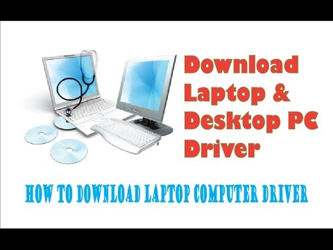 How to Download Drivers For Laptop Computer - Driver Download Kaise Kare