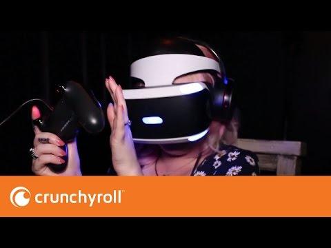 Comic-Con 2016 San Diego - Terrifying Resident Evil 7 VR Demo | Crunchyroll