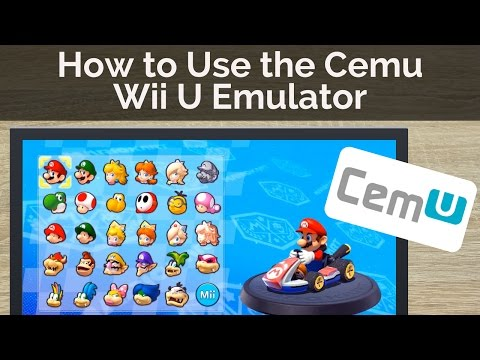 Wii U Emulator - How to Play Wii U Games on PC
