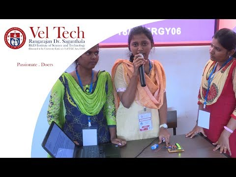 VISAI 2018 - Password based Circuit Breaker Project explained by students