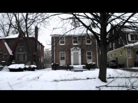 Driving Rosedale Park, Detroit, MI 48219