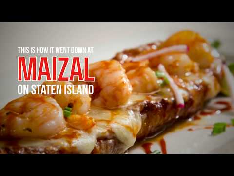 Mexican food & margaritas make the heart grown fonder at Maizal