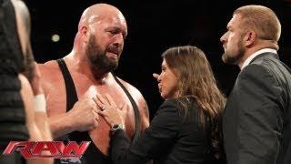 Daniel Bryan vs. The Big Show: Raw, Sept. 2, 2013