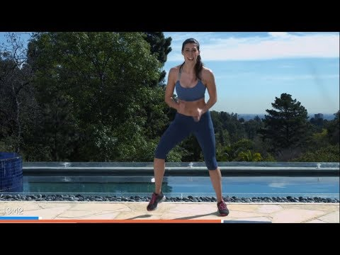 Full Body Workout Without Equipment - Tone Up  Workout - Bodyweight Exercises