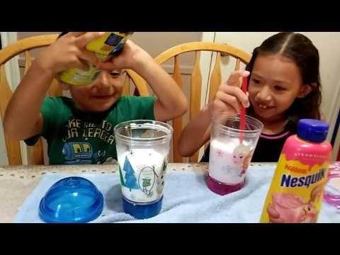 How to make chocolate milk (