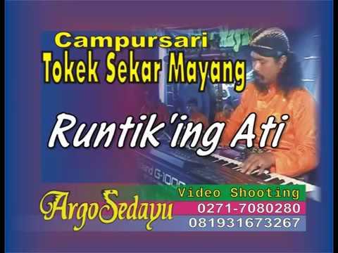 Lirik Lagu RUNTIK ING ATI Sragenan Karawitan Campursari - AnekaNews.net