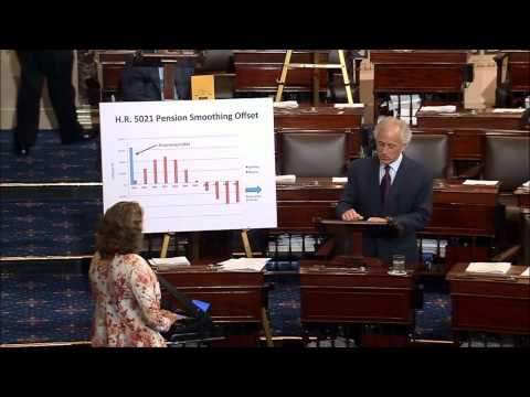 Corker to Colleagues: Oppose Blatant Budget Gimmick Proposal to Fund Highway Trust Fund