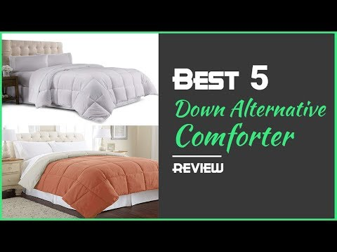 Best 5 Down Alternative Comforter in 2018