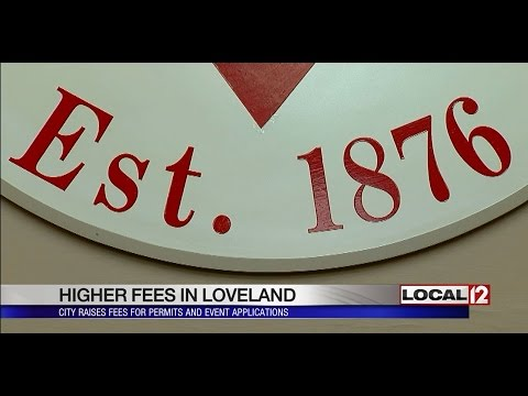 City raises fees for permits and event applications