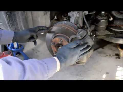 Wheel Bearing Replacement
