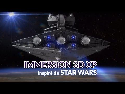 FORMATION 3D -  Immersion dans l'univers de STARS WARS