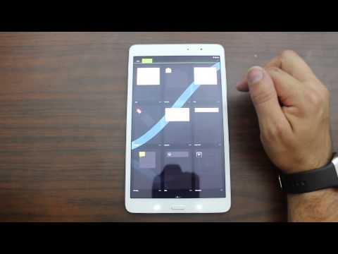 Samsung Galaxy Tab Pro SlimKit Rom install and Review
