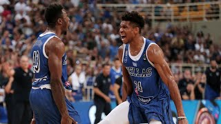 Download LIVE - Greece vs Jordan - Suzhou International Basketball Challenge and Culture Week 2019 Video