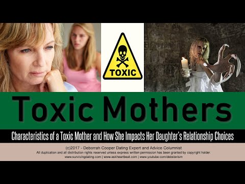 Toxic Mothers and How They Impact Their Daughters