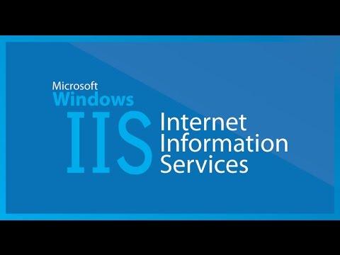 02 IIS (Internet Information Server) Tutorial - Installation of IIS