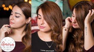 Amora: A Jewellery Line Inspired by ME??😱💎    MissMcBlushxUrbanzaveri