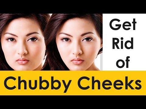 How to get rid of Chubby Cheeks Instantly   Natural Home Remedies