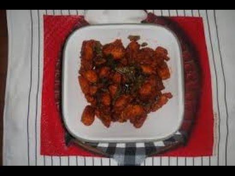 Babycorn 65 recipe  or Babycorn fry recipe