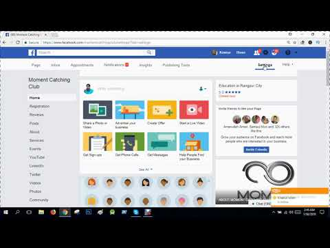 How to Create Facebook Fan Page Admin 2018 || Facebook Marketing Bangla Tutorial Part 01