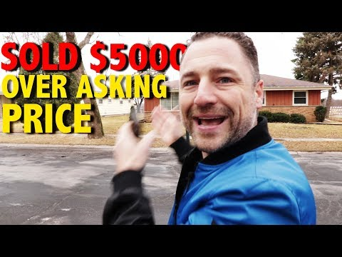 Sold $5,000 Over Asking Price | In The Life 69