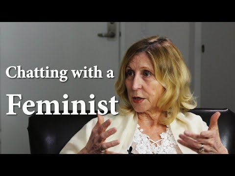 Chatting with a Feminist