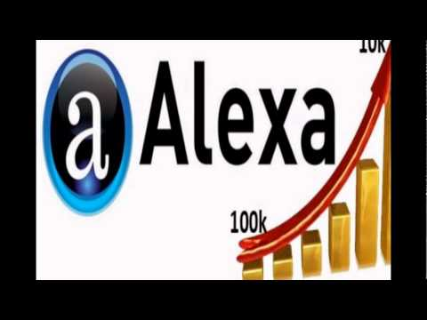 i will improve your ALEXA RANKING very fast on fiverr