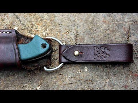 Knife Sheath Dangler | ROG Handmade